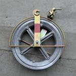 Ролик раскаточный 025/2/T/NER, диаметр 350 мм