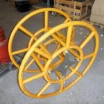 Барабан стальной 062/3, диаметр 1400 мм