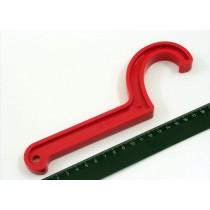Ключ 07990001 для муфт механических, диаметр 16-40 мм