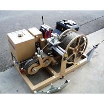 Машина натяжная гидравлическая ARS 200, сила тяги 15 кН