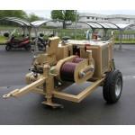 Машина натяжная гидравлическая ARS 510, сила тяги 70 кН