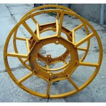 Барабан стальной BOC 050, диаметр 1400 мм