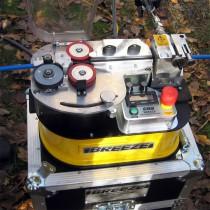 Машина для задувки микрокабеля Breeze C-1300 б/у