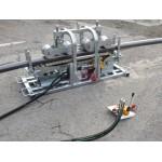 Толкатель кабельный C-1350, диаметр кабеля 30-150 мм