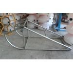 Подъемник барабана механический CVC 002, диаметр барабанов 1100-1400 мм