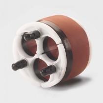 Ввод 3-х кабельный распорный JM-TRI-35B136S