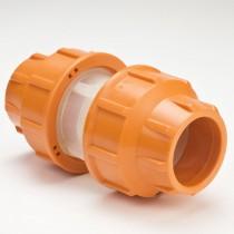 Муфта прямая К-ТМР-40/40-О, диаметр труб 40/40 мм