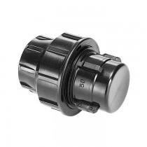 Заглушка резьбовая К-ТЗМ-50, диаметр трубы 50 мм