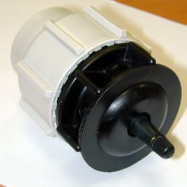 Заглушка с вентилем К-ТЗВ-40, диаметр трубы 40 мм